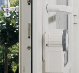 zugangssteuerung smarthome365. Black Bedroom Furniture Sets. Home Design Ideas